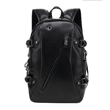 Frauen-Schulter Reisetasche,Black-OneSize Laidaye