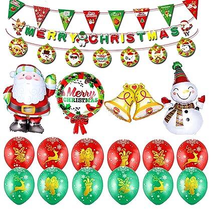 Christmas Party Planning.Amazon Com Christmas Decorations Christmas Party Decorations 21pcs