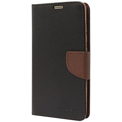 buy online f87f3 6676d CHL Mercury Fancy Wallet Dairy FLIP COVER for Samsung Galaxy S III S3 Neo  9300 - Black Brown