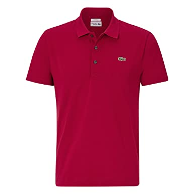 low priced 33e76 a30ff Lacoste YH4801 Herren Poloshirt in Slim Fit, Polohemd, Polo, Kurzarm aus  100% Baumwolle