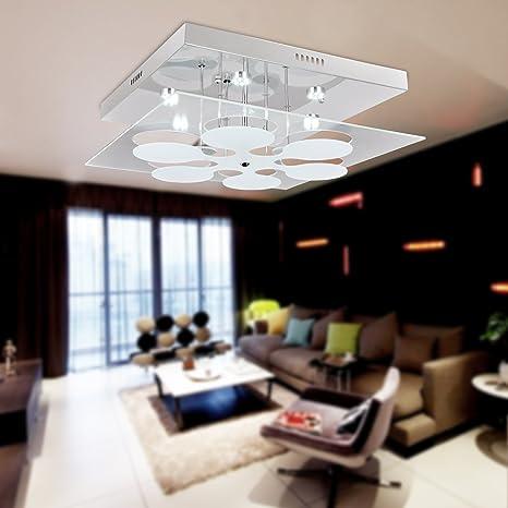 LED lámpara de techo/luz lámpara moderna es simple y ...