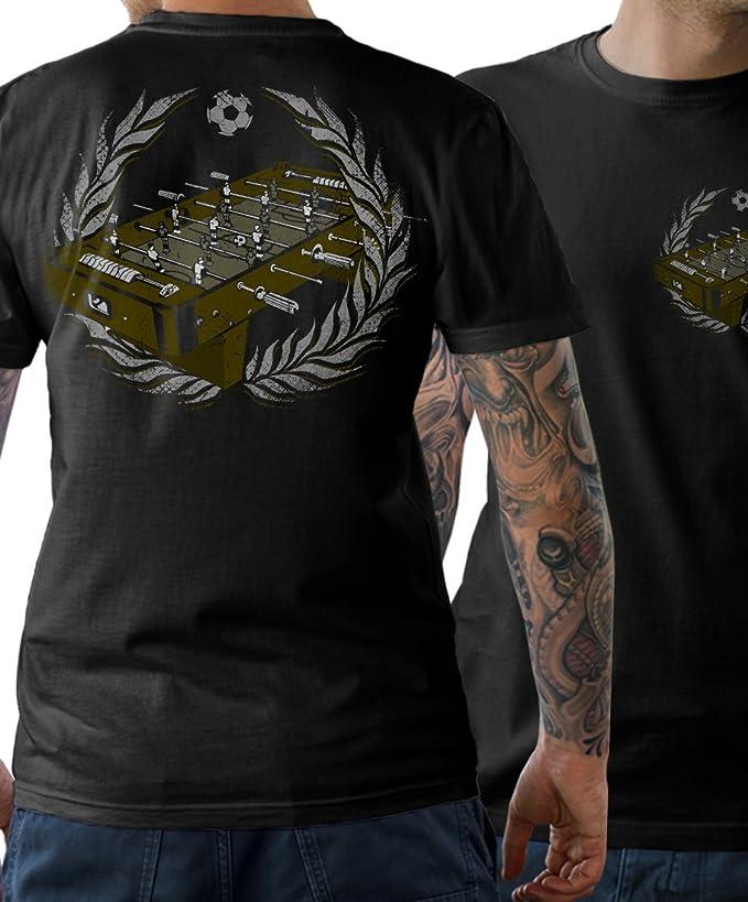 NG articlezz Camiseta Futbolín de Mesa Oldschool Futbolín Camiseta ...