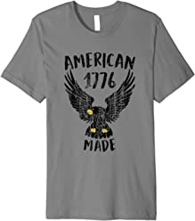 Made In 1776 Birthday Gift T Shirt