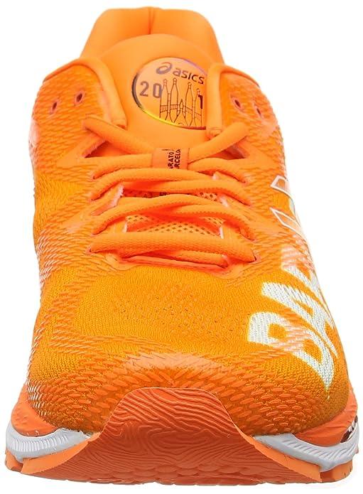 Asics Gel-Nimbus 20 Barcelona Marathon, Zapatillas de Running para Hombre, Varios Colores (Barcelona/2018/Orange 3030), 48 EU