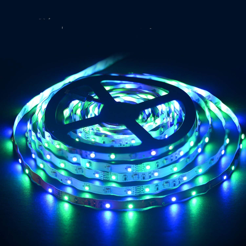 Led Strip Light Waterproof Rgb Led Lighting Strip Led Tape Lights Flexible Strip Lights With Remote