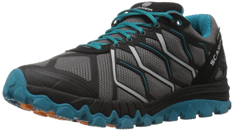 SCARPA Men's Proton GTX Trail Running Shoe Trail Runner B0126J2K2I 44 M EU|Gray/Abyss