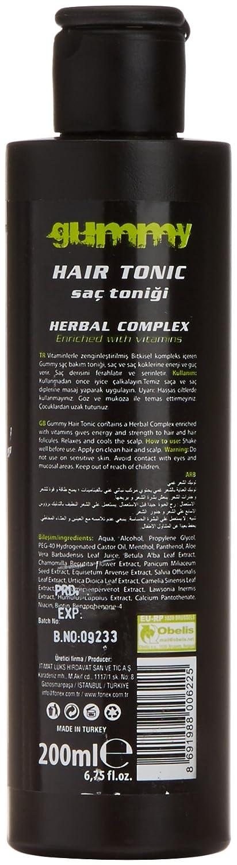 Fonex Gummy Hair Tonic Herbal Complex - 225ml POK931