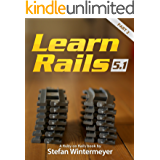 Learn Rails 5.1 (Part 2) (English Edition)