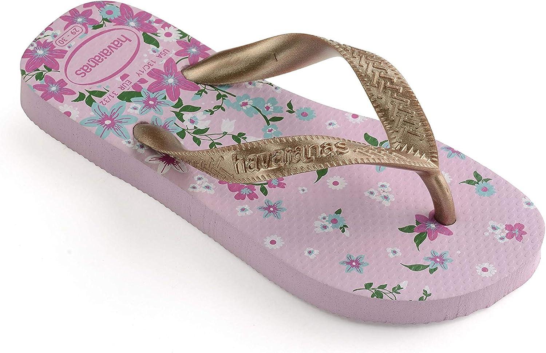 Havaianas Unisex Kids/' Flores Flip Flops