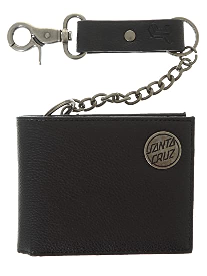 Cartera Santa Cruz: Wallet Chain Dot BK