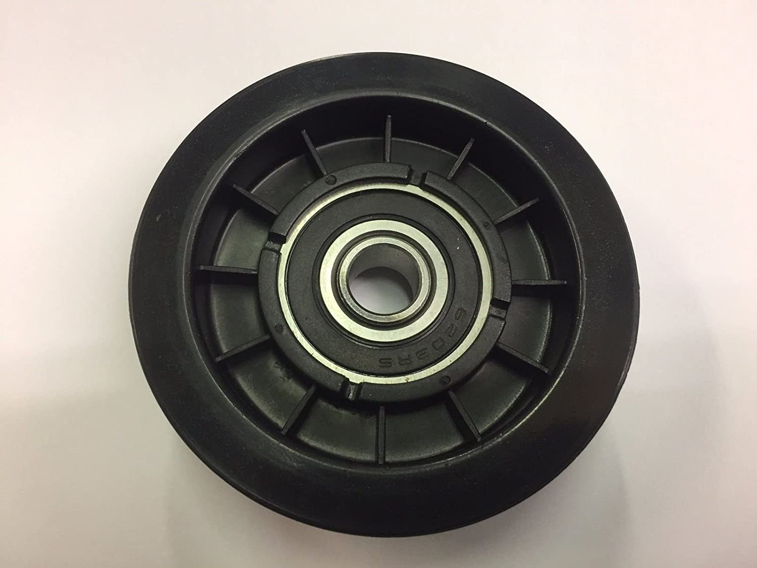 Genuine Mountfield Ride on Mower Plastic Idler Pulley fits T40H, 1236M, 1436M, 1640H, 2040H Part no. 125601554/0 GGP