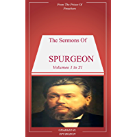 Spurgeon's Sermons Volumes 1 to 21