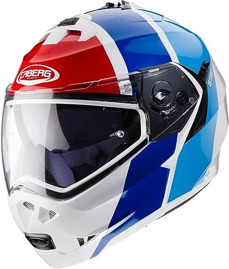 Caberg Duke II impatto Flip Up casco blu//bianco