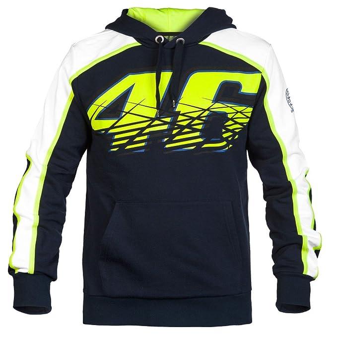 Valentino Rossi VR46 Sport Casual sudadera con capucha para hombre Otoño y Winter BNN 8T 27 XXL : Amazon.es: Ropa y accesorios