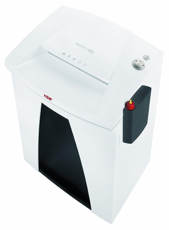 HSM Securio B34 1843111 Distruggidocumenti da 4,5x30mm, Bianco 787022