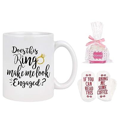 Hottest Fiance Ever Engagement Gifts Hottest Fiance Ever Funny Newly Engaged Mug