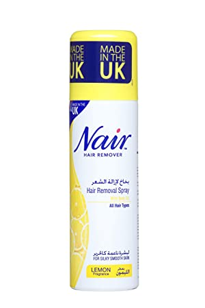 Nair Hair Removal Spray 200ml Lemon Amazon In Health