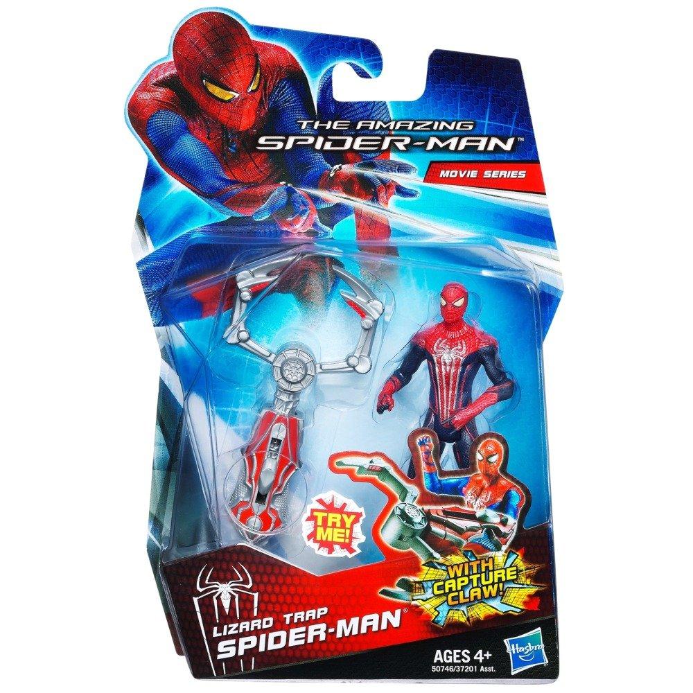amazon com the amazing spider man lizard trap spider man 3 75