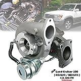 Turbo Turbocharger For Toyota Land Cruiser 100 HDJ100 1HD-FTE CT26B 17201-17040