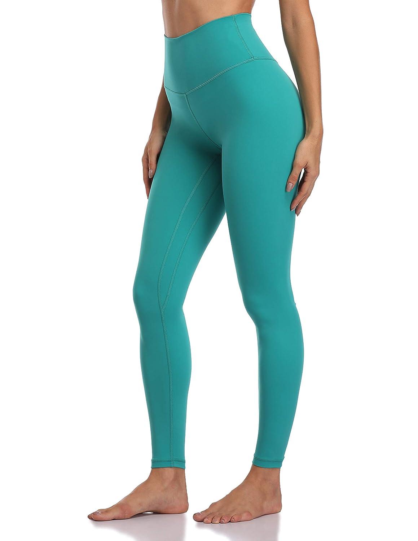 Colorfulkoala Womens Buttery Soft High Waisted Yoga Pants Full-Length Leggings
