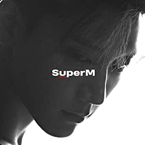 Superm The 1st Mini Album: Ten Version