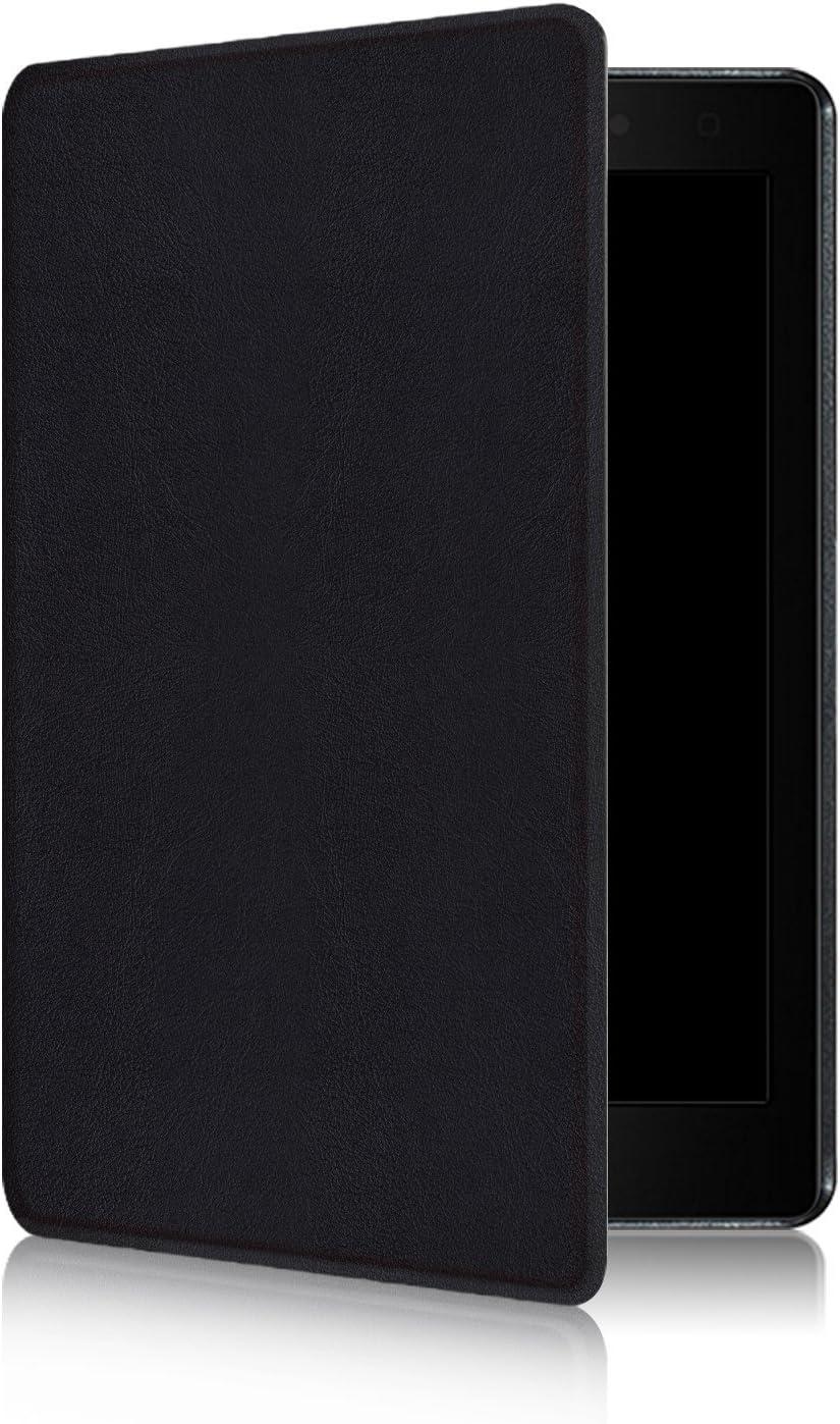 para Kobo Aura Edition 2 6 Inch eReader Smart Case Cover Ultra Delgada Funda Carcasa para Kobo Aura 2016 2 nd Edition 6 Pulgadas (Negro) …: Amazon.es: Electrónica