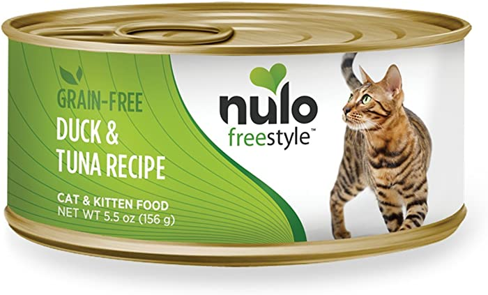 Top 9 Duck And Tuna Cat Food Nulo