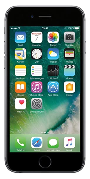 Apple iPhone 6s (32 GB) - Space Grau