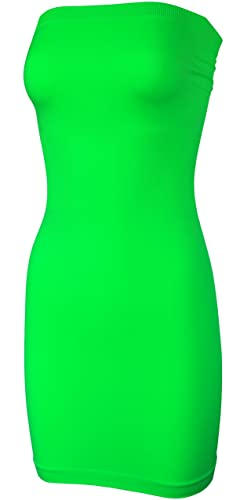 KMystic Seamless Strapless Tube Slip Dress