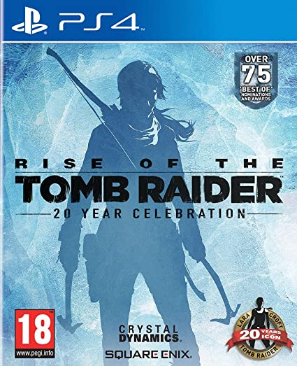 Rise of Tomb Raider: 20 Year celebration: Amazon.es: Videojuegos