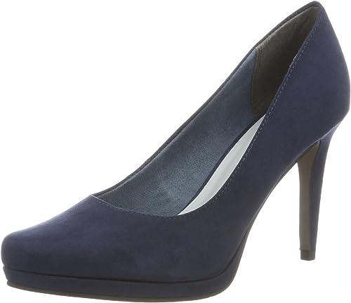 TALLA 40 EU. Tamaris 22446, Zapatos de Tacón para Mujer