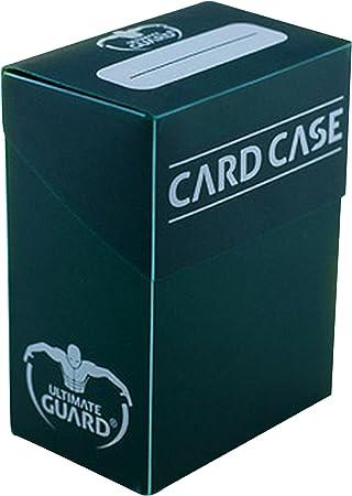 Ultimate Guard - Deck Box, Color Verde Oscuro (10022): Amazon.es: Juguetes y juegos