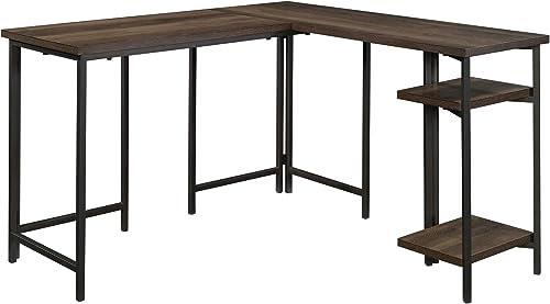 Sauder North Avenue L-Shaped Desk