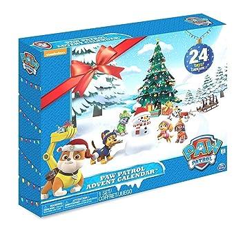 Weihnachtskalender Rossmann.Paw Patrol Adventskalender 2017 Amazon De Spielzeug