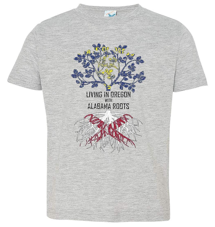 Tenacitee Babys Living in Oregon Alabama Roots Shirt
