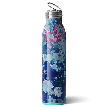 Amazon.com: Swig Life - Botella de agua de acero inoxidable ...