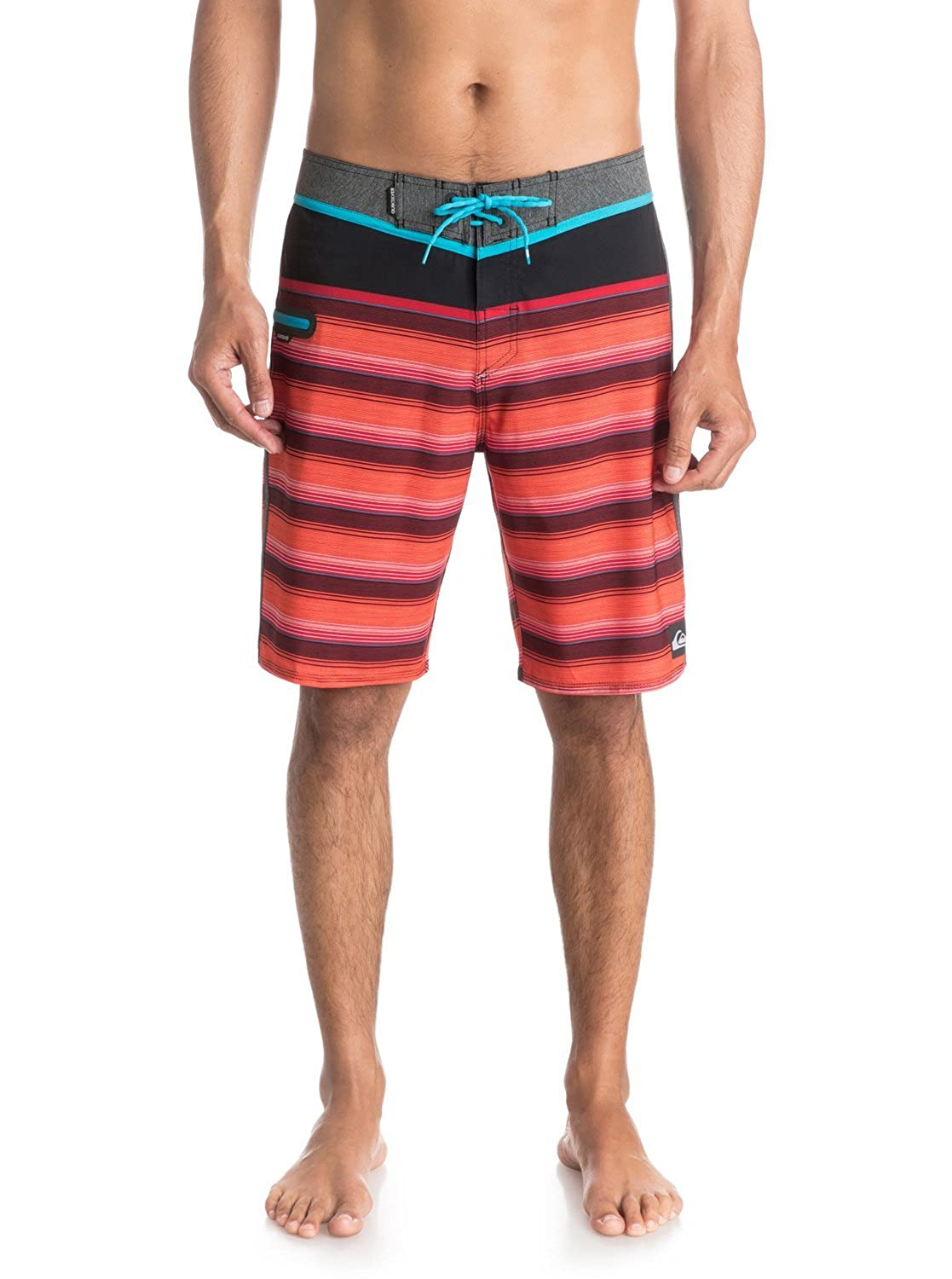 Quiksilver Mens Ag47 Vibe Tribe 20 Inch Boardshort