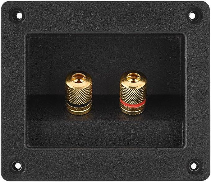 Lautsprecher Terminal Hifi Lautsprecher 2 Kupfer Elektronik