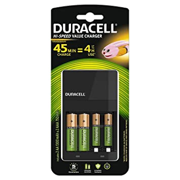Amazon.com: Duracell staycharged Batería Value Pack con 4 ...