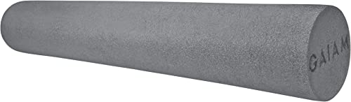 Gaiam Restore Muscle Massage Therapy Foam Rollers 18 inch 36 inch