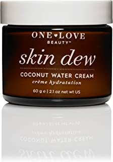 product image for ONE LOVE ORGANICS SKIN DEW COCONUT WATER CREAM 2.1 OZ
