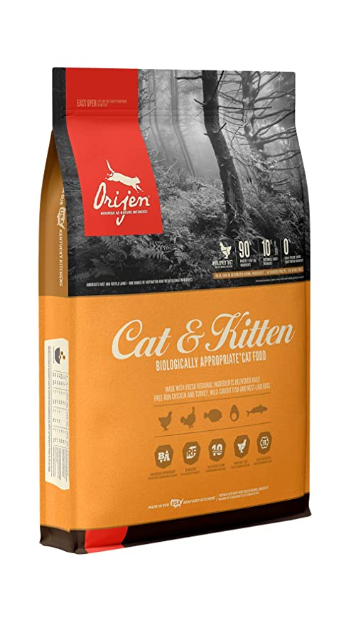 orijen cat food reviews