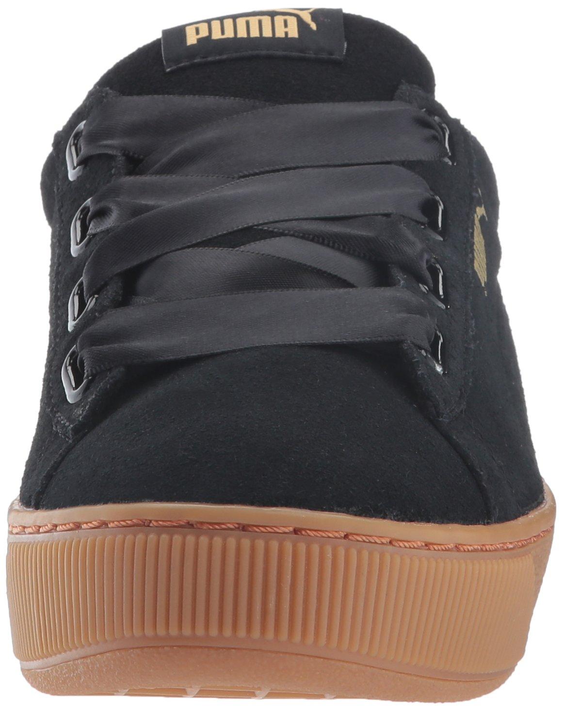 b7abad92e009 ... PUMA Women s Vikky Platform Ribbon Ribbon Ribbon Sneaker B01MZ09L02 7.5  M US