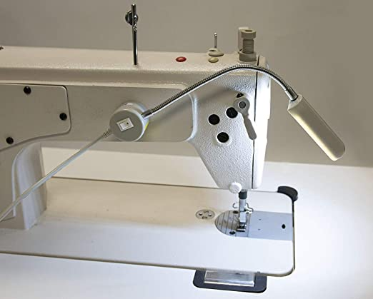 Máquina de coser Motor & Pedal Bestsew w/Free 30 LED cuello de ...