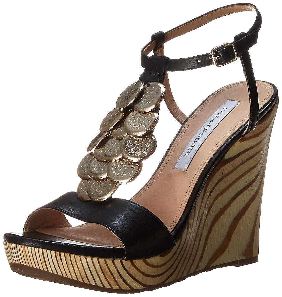 Diane Stefy Wedge Furstenberg Women's Sandal Von n8wymONv0