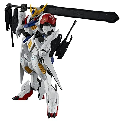 Bandai Hobby Full Mechanics 1/100 IBO Gundam Barbatos Lupus Gundam IBO: Season 2 Building Kit: Toys & Games