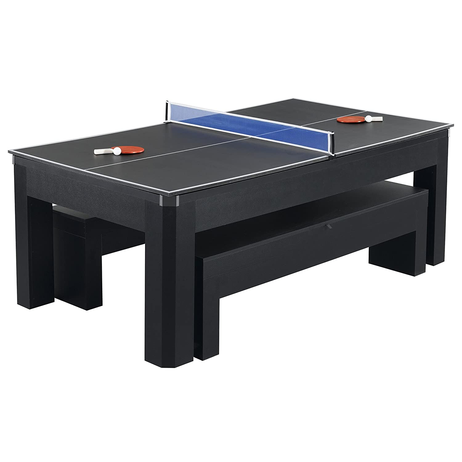 Amazoncom Hathaway Park Avenue Pool Table Tennis Combination - Free ping pong table craigslist