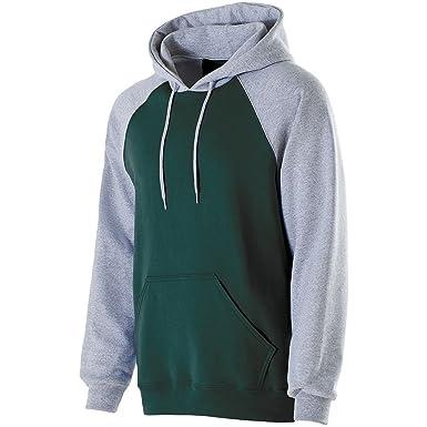 84d1b4c822e72 Holloway Sportswear MEN S BANNER HOODIE Men s S Dark Green Athletic Heather
