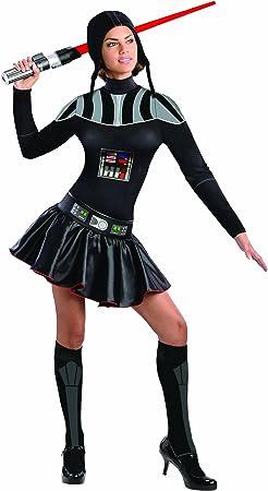 Rubies - Disfraz para mujer Darth Vader, Star Wars, talla XS ...