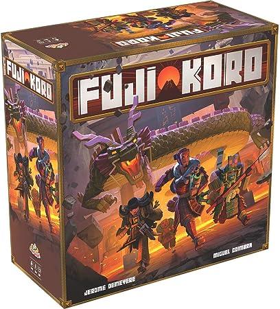 Game Brewer – Fuji Koro – Juego de mesa multilingüe (EN/ DE/ NL/ FR): Amazon.es: Juguetes y juegos